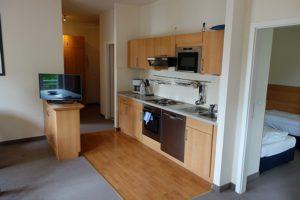 Küche Wohnung 8