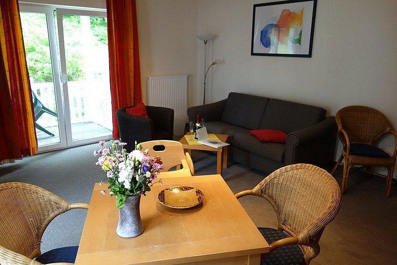 Essbereich Und Wohnzimmer Wohnung 7