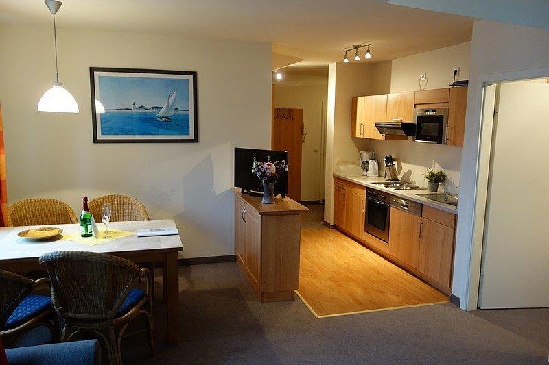 Küche Wohnung 12
