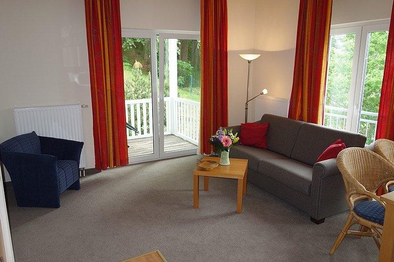 Wohnzimmer Wohnung 8