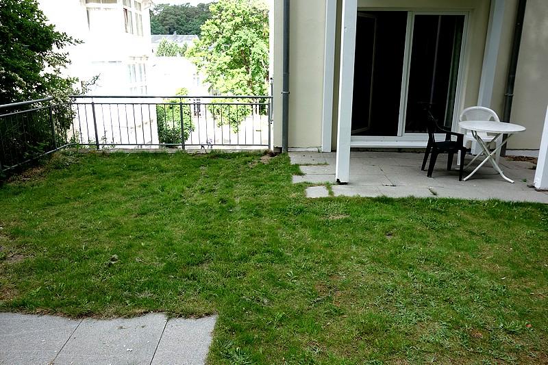 Garten für den Hund