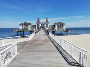 Seebrücke Sellin Mai 2021