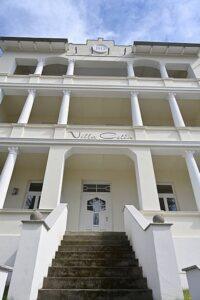 Ehemaliges Eingangsportal Villa Celia