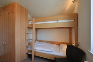 Schlafzimmer 3 mit Stockbett