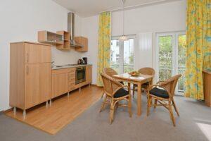 Essbereich Wohnung 3